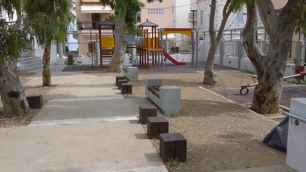 Ανάπλαση παιδικής χαράς πλατείας Πευκακίων στην Ερμούπολη Σύρου gallery