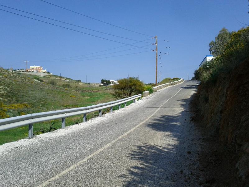 Διαπλάτυνση – βελτίωση υφιστάμενης οδού περιοχής Αστυβωπού, Δ.Δ. Βάρης Δήμου Ποσειδωνίας gallery