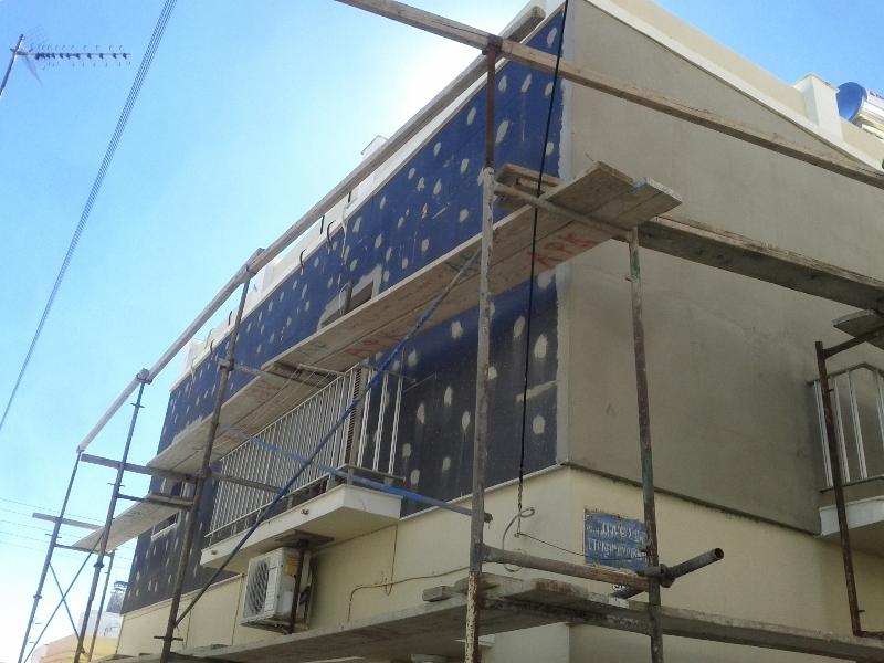 Θερμοπρόσοψη σπιτιών στην Ερμούπολη gallery