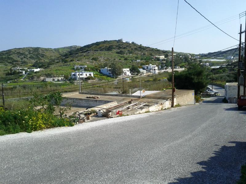Βελτίωση – ασφαλτόστρωση οδού στην περιοχή «Κριός» του Τ.Δ. Φοίνικα και παράλληλα τοποθέτηση τμήματος υπόγειου αγωγού ύδρευσης gallery