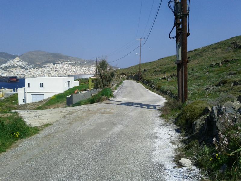 Ασφαλτοστρώσεις οδών στο Δημοτικό διαμέρισμα Μάννα και Αζολίμνου gallery