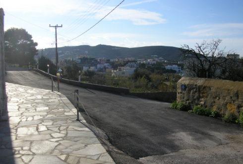 Επισκευή δημοτικής οδού στην περιοχή «Χάιδως» του Τ.Δ. Ποσειδωνίας